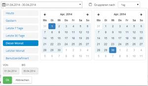 Datumsfilter