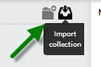 Collection Import für die SpikeTime API